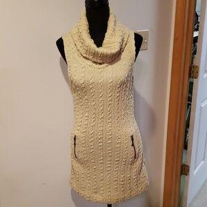 MINE sweater dress